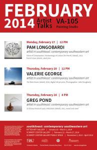 FEB 2014 sXe artist talks